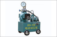 2D-SY Electric pressure testing equipment