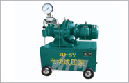 2D-SY100MPa-130MPa   Electric test pump